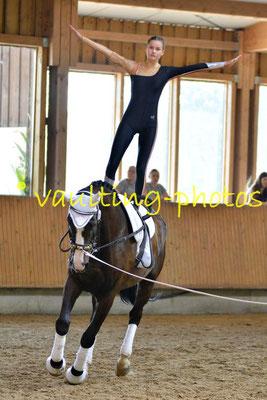 HSC I; Longe: Stefanie Grohmann; Pferd: PlayBoy