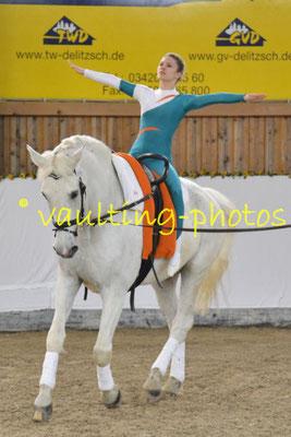 Moritzburg I; Pferd: MOL Mockup; Longe: Andreas Bäßler