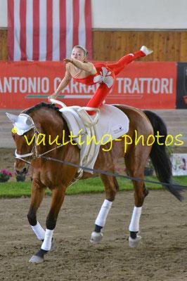 VG Seefeld (AUT); Pferd: Ricciante; Longe: Martina Seyrling