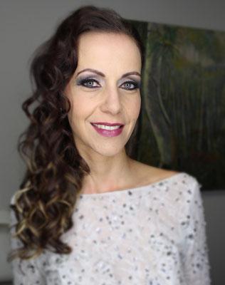 Model: Melanie/ Foto, Haare, Makeup: JustB Makeup by Ute Burkhardt