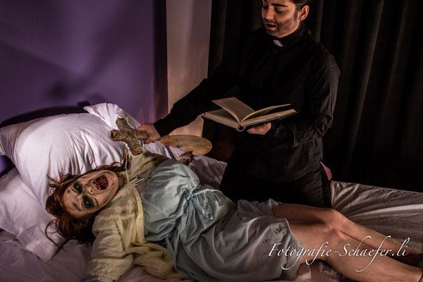 Model: Mona & Pia / Foto: Patrick Schäfer - Fotografie-Schaefer / Hair & MuA: JustB Makeup by Ute Burkhardt