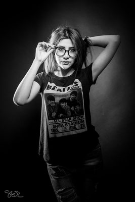Model: Sunisa / Foto/Bea: Michael Steck Fotografie / Hair/MuA: JustB Makeup by Ute Burkhardt