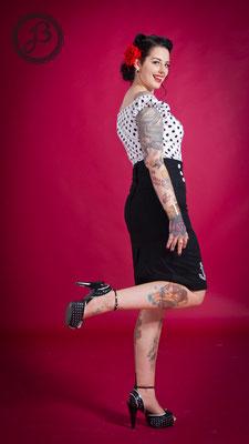 Model: Betty Raven / Fotograf: Katrin von Pixstudios/ Makeup: JustB Makeup by Ute Burkhardt / Haare: Fabienne