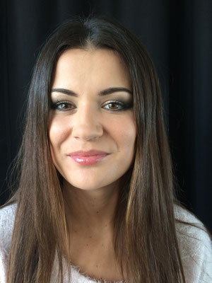 Model: Viki / Foto, Haare, Makeup: JustB Makeup by Ute Burkhardt