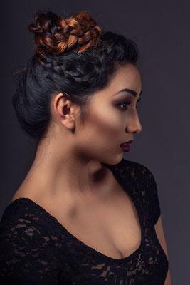 Model: Pocahontasvsmulan Nana / Foto: Jane's Remedy Photography / MuA/Hair: JustB Makeup by Ute Burkhardt