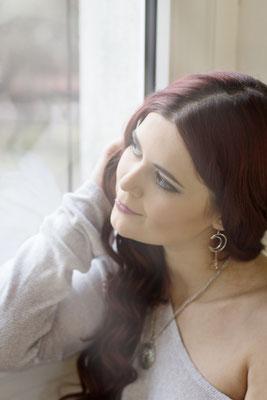Model: Melanie / Foto/Bea/Hair/MuA: JustB Makeup by Ute Burkhardt