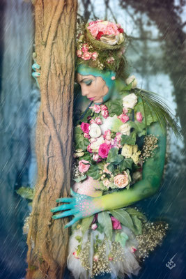 Model: Lara Luv / Foto/Bea: Chlu-PhotoArt / MuA/Hair/Styling: JustB Makeup by Ute Burkhardt