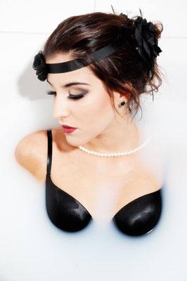 Model: Krissy / Fotograf: Stjepan Palescak Photography / Haare, Makeup: JustB Makeup by Ute Burkhardt