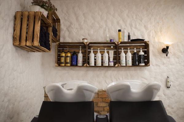 SCHNITTWERK  - Waschstation