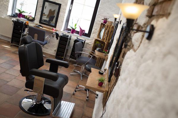 SCHNITTWERK - Einblick in den Salon