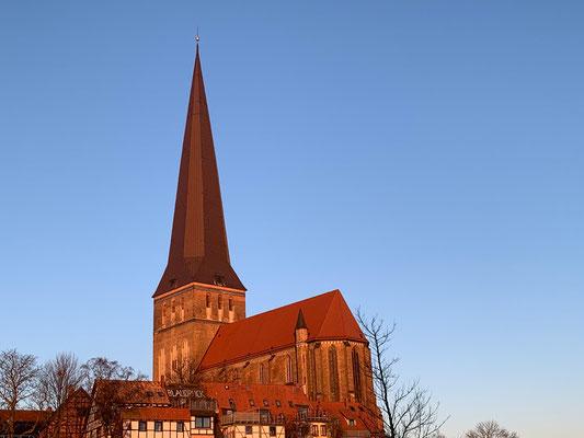 Rostock - St. Peter's church