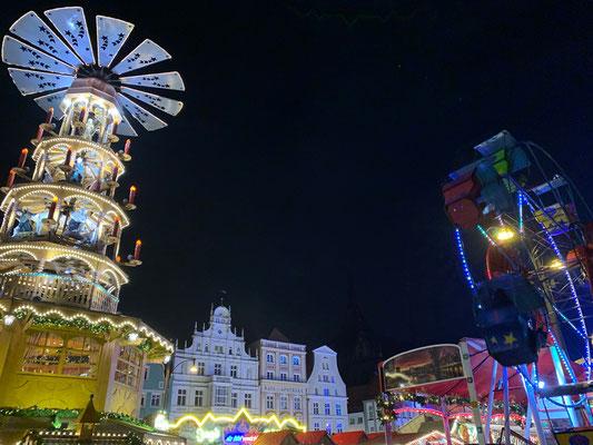 Rostock - Julmarknad