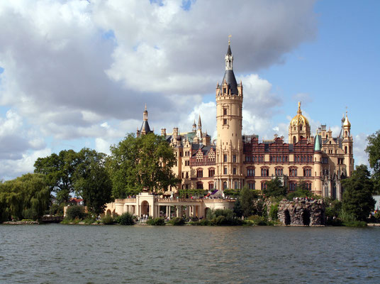 Schwerin - Castle