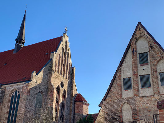 Rostock - Cloister to the Holy Cross