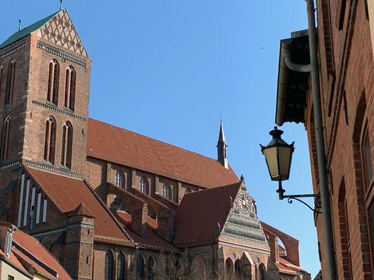 Wismar - St. Nicholas Church