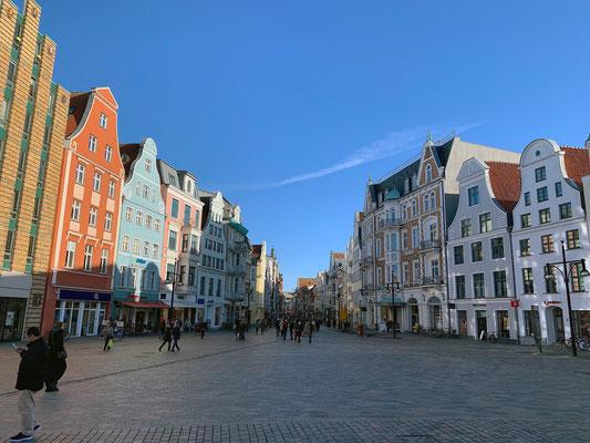 Rostock - Kröpelin street