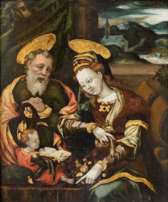 Flämisch, Heilige Familie