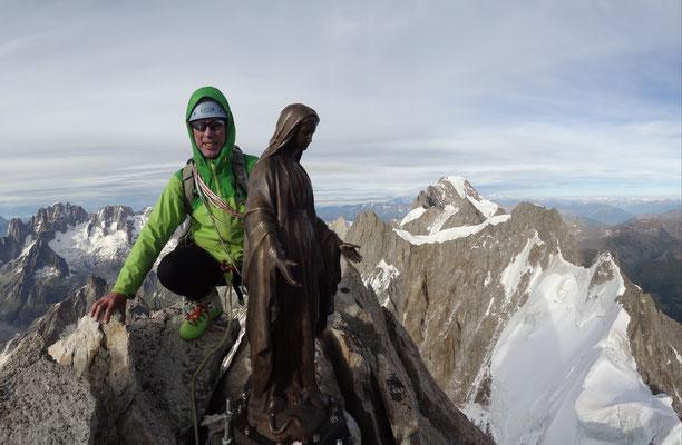 Gipfelfoto von Torsten