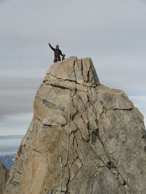 Summit! Geschafft!