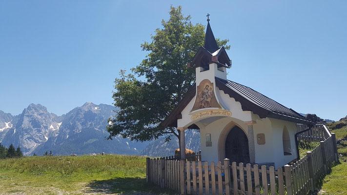 Postkartenmotiv - Die Josef's Kapelle