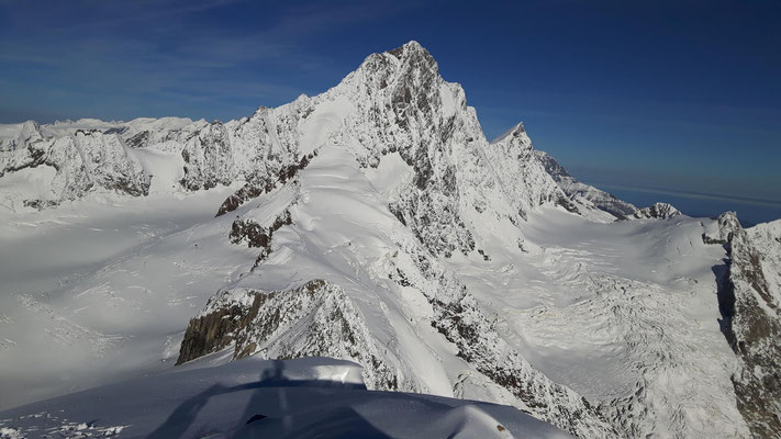 vom Oberaarhorn zum Finsteraarhorn