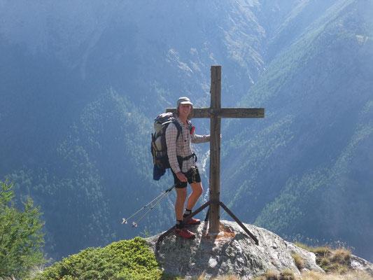 Aufstieg zur Weisshornhütte (Torsten)