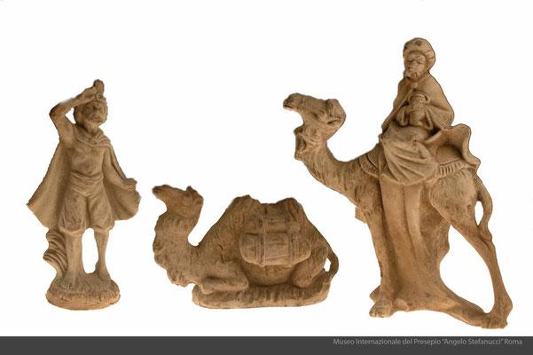 Figure popolari in cartapesta_Lucchesia
