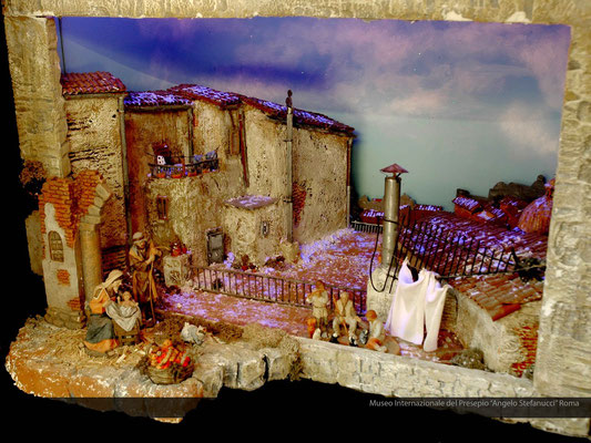 natività sopra i tetti di Roma_Lorenzo Russo (Roma)