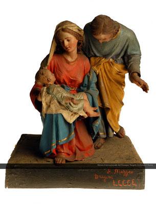 Statue in cartapesta_Antonio Mazzeo_Dragoni di Lequile (LE)