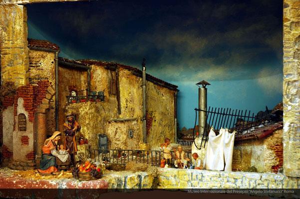 natività sopra i tetti di Roma_Lorenzo Russo (Roma)(2)