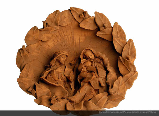 Presepi in ceramica e terracotta_Lino Agnini_Nove (VI)