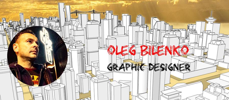 OLEG BILENKO graphic designer