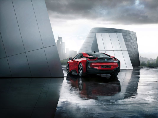 BMW i8 | Cquadrat Photography | Post on Location | BMW