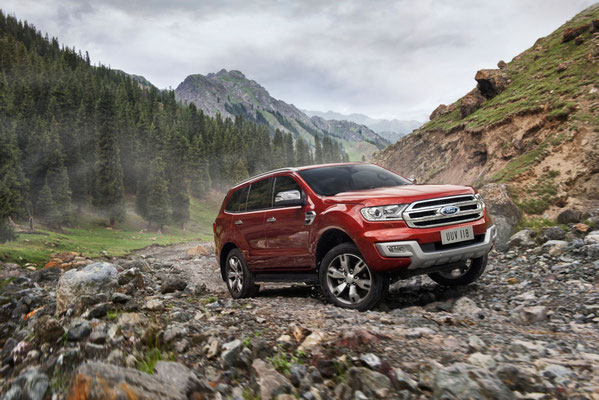 Ford Everest | Seagram Pearce | Ford Asia/Pacific