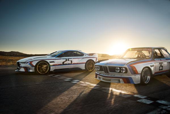 BMW 3.0 CSL Hommage | Victor Jon Goico | Zerone | BMW