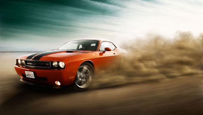 Dodge Challenger | Personal Work | Oliverstefan Photography