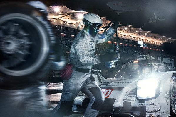 Le Mans 24 Hours | Michael Haegele | Porsche Motorsport