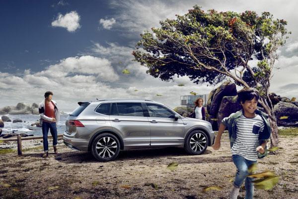 VW Tiguan Allspace | Cquadrat Photography | Kolle Rebbe | Volkswagen | Post on Location