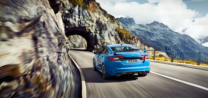 Jaguar XFRS | Greg Pajo | FP Creative