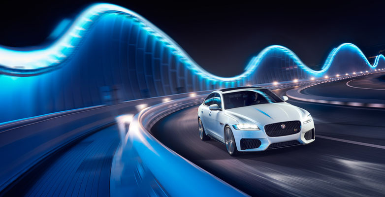 Jaguar XF | Greg Pajo | FP Creative