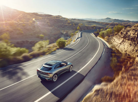 Jaguar i-Pace | Greg Pajo | FP Creative