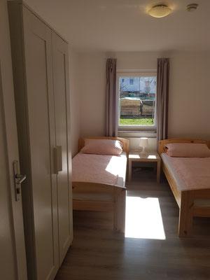 Zweibettzimmer Ansicht 1