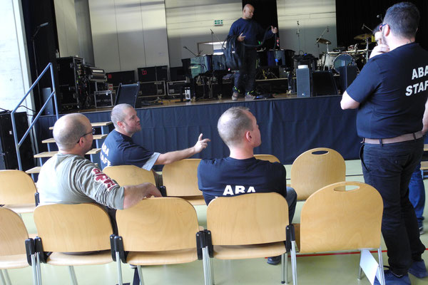 Staff ABA ©Patrik Kummer