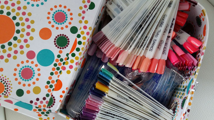 La boite à couleurs