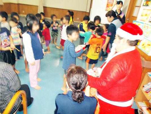 瑞穂の郷|2019年クリスマス会