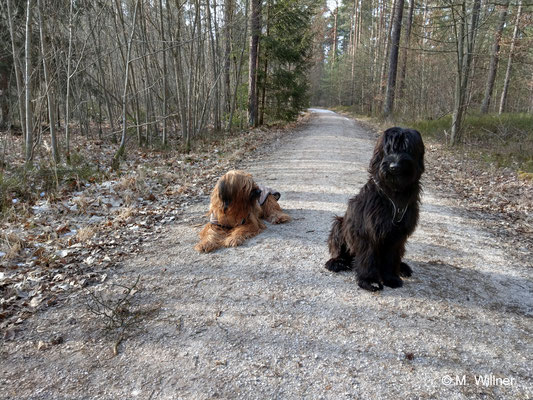 Ausflug Aurélie und Carlotta