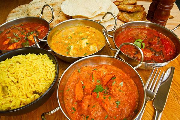 Indisch kochen