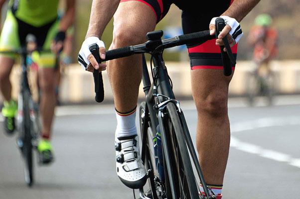 Rennrad und Mountainbike –maximiere Deine Leistung mit natürlicher Sports Nutrition