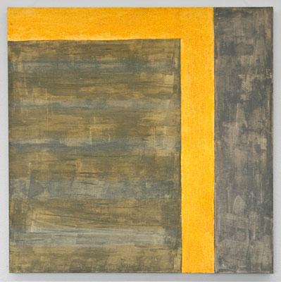 Nr. 14 o.T., 2008, 100x100 (1'500 CHF)