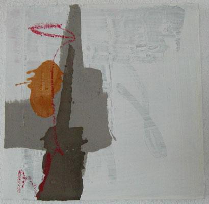 Nr. 43 o.T. 2012, 30x30 (250 CHF)